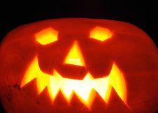 Free Halloween Pumpkin Stock Image - 3364211
