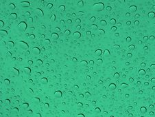 Free Water Drops Royalty Free Stock Photography - 3365137