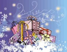 Free Winter Holiday Series Royalty Free Stock Image - 3365606