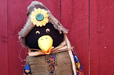 Free Scarecrow Royalty Free Stock Photos - 3365798