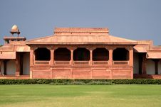 Free Diwan-i-Am, Fatehpur Sikri Stock Images - 3366394
