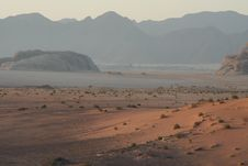 Free Wadi Rum Stock Photos - 3367123