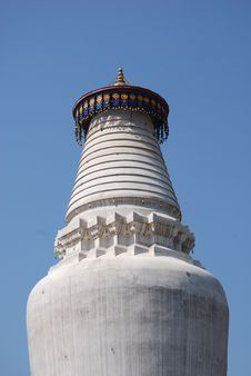 Free Tower Of Buddhism Stock Images - 3367134