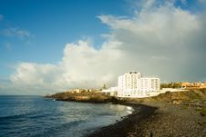 Free Hotel By The Sea Stock Photos - 3367813