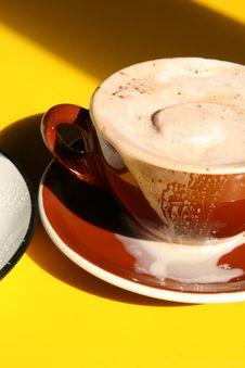 Free Chocolate Cup Stock Photos - 3368983