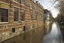 Free Streets Of Delft Stock Images - 3369474