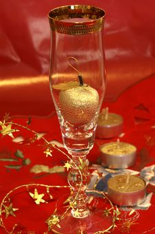 Free Christmas Decoration Stock Photography - 3369522