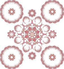Free Mandala Henna Design Fashion Stock Photography - 33608462