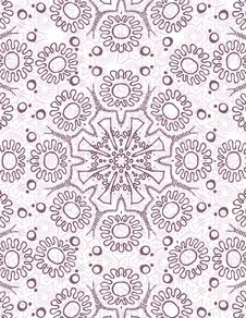 Free Mandala Henna Design Fashion Stock Photos - 33608523