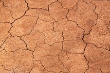 Free Cracked Earth Background Royalty Free Stock Photography - 33612187
