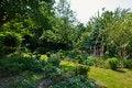 Free Attractive English Style Formal Garden Stock Photos - 33636583