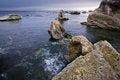 Free Rocks In Ocean Royalty Free Stock Photos - 33647128