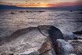 Free Rocks In Ocean Royalty Free Stock Photos - 33647398