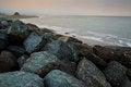 Free Rocks And Ocean Stock Photo - 33647730