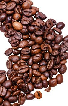 Free Coffee Beans Royalty Free Stock Photo - 33646305