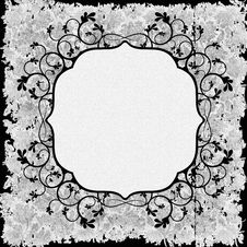 Free Vintage Frame Background Stock Image - 33651571