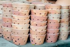 Free Clay Pots Stock Images - 33656694