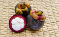 Free Mangosteen Stock Photography - 33662732