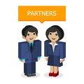 Free Businessmen Partners Royalty Free Stock Image - 33667156