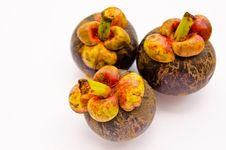 Free Mangosteen Royalty Free Stock Images - 33662809