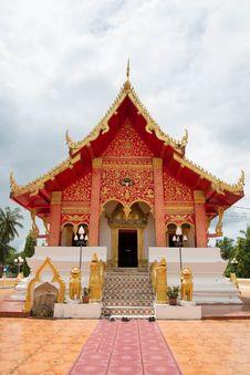 Free Thailand Temple Royalty Free Stock Photo - 33664205