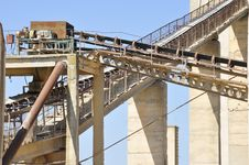 Free Belt Conveyors Stock Image - 33699311