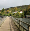 Free Boardwalk Over The River Stock Photos - 3372413
