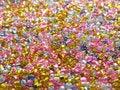 Free Beads Background 4 Stock Photos - 3376263