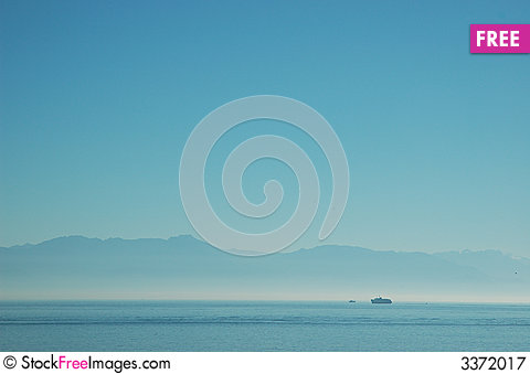Free Ocean View Royalty Free Stock Photography - 3372017