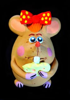 Mouse Royalty Free Stock Photo