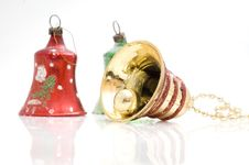 Free Christmas Tree Decoration Royalty Free Stock Photos - 3370338