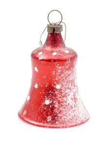 Free Christmas Bell Royalty Free Stock Photos - 3370598