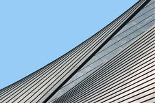 Free Roof Lines Royalty Free Stock Image - 3370606
