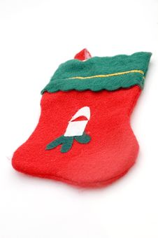 Free Christmas Stocking Stock Images - 3370624
