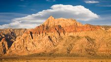 Red Rock Canyon, Nevada Stock Photo