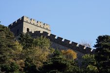 Free The Great Wall Of China Stock Image - 3370981