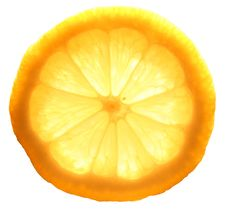 Free Yellow Lemon Stock Photography - 3371142