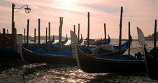 Free Venice - Gondola S Royalty Free Stock Photo - 3371385