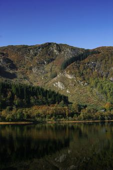 Free Loch Lubnaig Royalty Free Stock Photography - 3372827
