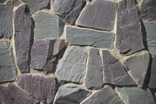 Free Rock Wall Texture Close Up Royalty Free Stock Photos - 3373358