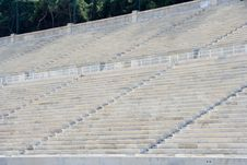 Free Ancient Stadium Seating Royalty Free Stock Image - 3373406