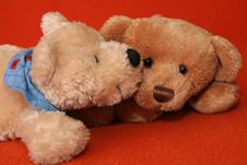 Free Teddy Bears 5 Stock Photos - 3373513