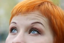 Free Blue Eyes Stock Photos - 3373853