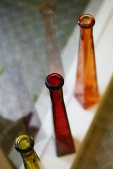 Free Versicolor Bottles Stock Photos - 3374123