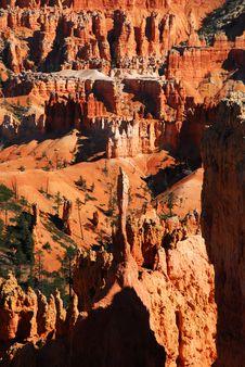 Free Detail Bryce Canyon Royalty Free Stock Image - 3375366