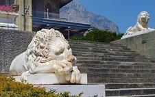 Free Crimea. Palace Vorontsova Royalty Free Stock Image - 3376296