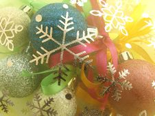 Free Christmas Decoration 10 Stock Photo - 3376340