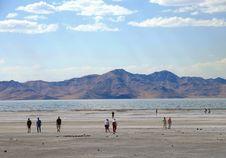 Free Great Salt Lake Royalty Free Stock Photo - 3376575