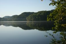 Scenic Lake Stock Images