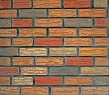 Free Brick Wall. Stock Images - 3378324